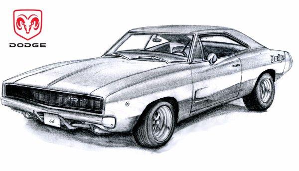 Dessins en couleurs à imprimer : Dodge, numéro : 108935