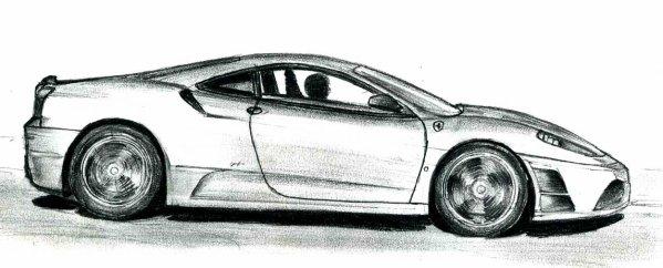 Dessins en couleurs à imprimer : Ferrari, numéro : 110015