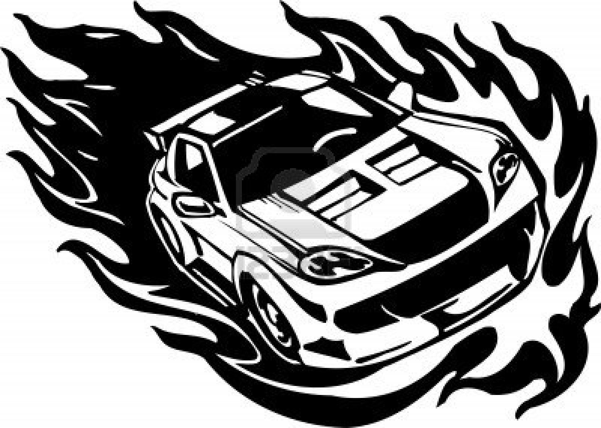 Dessin MANGA: Dessin Anime Gratuit Voiture Cars