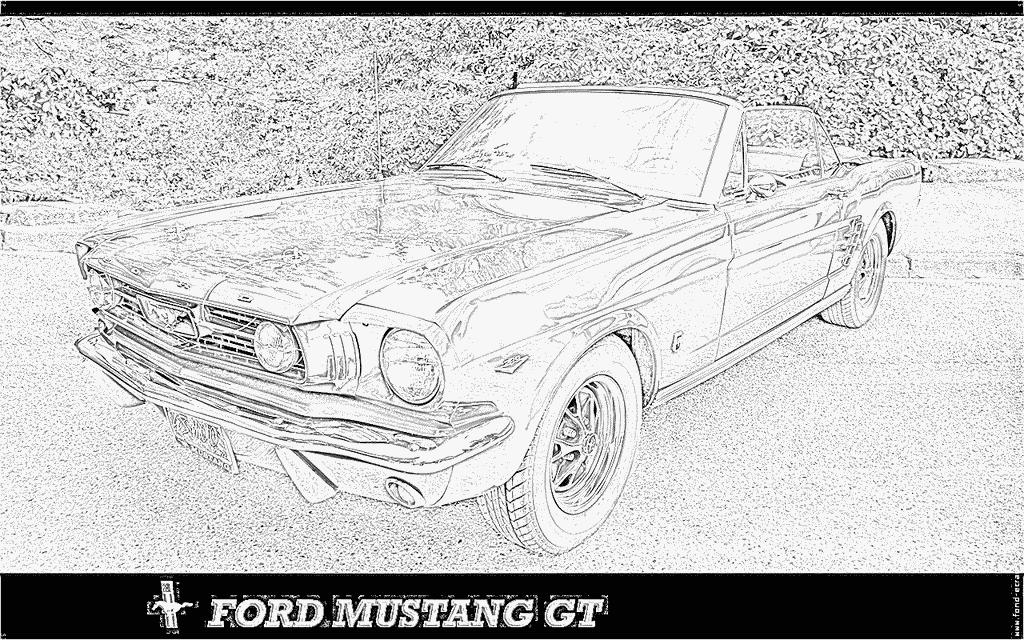 Coloriages à imprimer : Ford, numéro : 104792
