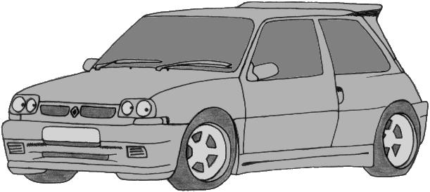 Coloriages 224 Imprimer Nissan Num 233 Ro 211329