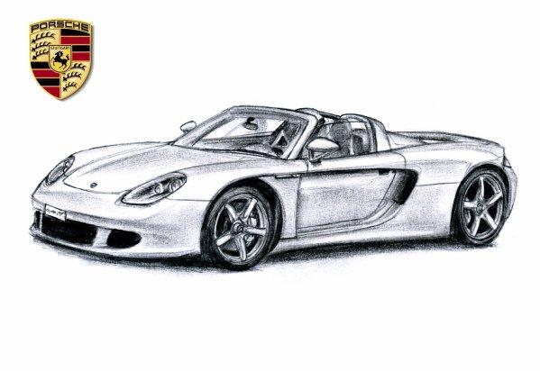 Dessins En Couleurs 224 Imprimer Porsche Num 233 Ro 110582