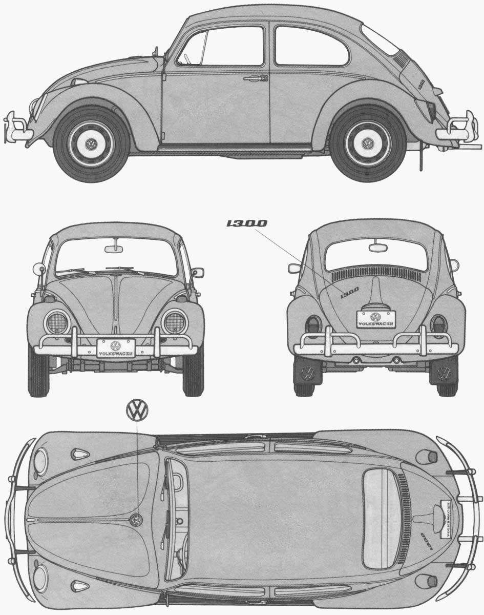Coloriage Coccinelle Volkswagen.Coloriages A Imprimer Volkswagen Numero 105391