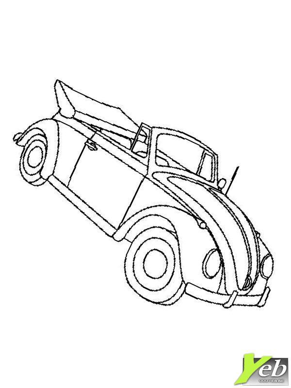 Coloriage Coccinelle Volkswagen.Coloriages A Imprimer Volkswagen Numero 55863