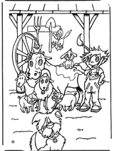 Imprimer le coloriage : Animaux, numéro 113247