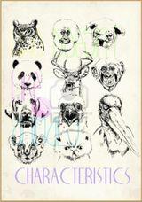 Imprimer le dessin en couleurs : Animaux carnivores, numéro 119572