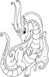 Imprimer le coloriage : Animaux carnivores, numéro 13be28ae