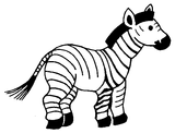 Imprimer le coloriage : Animaux carnivores, numéro 147162