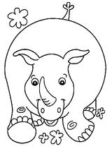 Imprimer le coloriage : Animaux carnivores, numéro 147169
