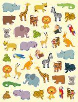 Imprimer le dessin en couleurs : Animaux carnivores, numéro 158441