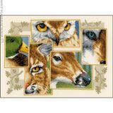 Imprimer le dessin en couleurs : Animaux carnivores, numéro 158443