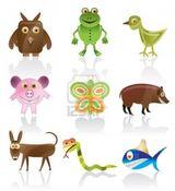 Imprimer le dessin en couleurs : Animaux carnivores, numéro 165846