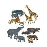 Imprimer le dessin en couleurs : Animaux carnivores, numéro 22583