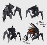 Imprimer le dessin en couleurs : Arachnides, numéro 158586