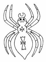 Imprimer le coloriage : Arachnides, numéro 56132