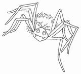 Imprimer le coloriage : Araignée, numéro 130443