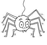 Imprimer le coloriage : Araignée, numéro 163596