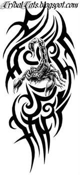 Imprimer le coloriage : Scorpion, numéro 24612