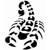 Imprimer le coloriage : Scorpion, numéro 28320