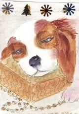 Imprimer le dessin en couleurs : Chien, numéro 117110
