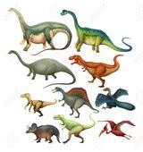 Imprimer le dessin en couleurs : Dinosaures, numéro 103103fd