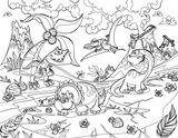 Imprimer le coloriage : Dinosaures, numéro 16cbc889