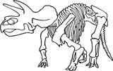 Imprimer le coloriage : Dinosaures, numéro 17619f23