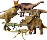 Imprimer le dessin en couleurs : Dinosaures, numéro 208762