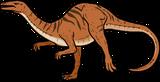 Imprimer le dessin en couleurs : Dinosaures, numéro 208763