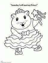 Imprimer le coloriage : Hamster, numéro 60fad41d