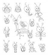 Imprimer le coloriage : Insectes, numéro 211289