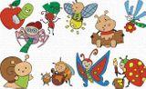 Imprimer le dessin en couleurs : Insectes, numéro 24776