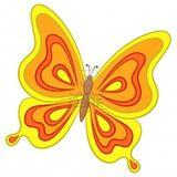 Dessins En Couleurs A Imprimer Papillon Numero 158552