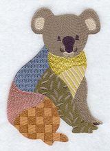 Imprimer le dessin en couleurs : Koala, numéro 602449