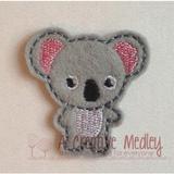 Imprimer le dessin en couleurs : Koala, numéro 606290
