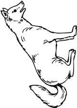 Imprimer le coloriage : Loup, numéro 113473