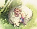 Imprimer le dessin en couleurs : Loup, numéro 117397