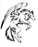 Imprimer le coloriage : Loup, numéro 134c9c62