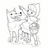Imprimer le coloriage : Loup, numéro 16833
