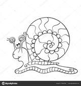 Imprimer le coloriage : Mollusques, numéro 15c42a43