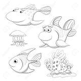 Imprimer le coloriage : Mollusques, numéro 2e5b3cce