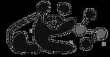 Imprimer le coloriage : Panda, numéro 104544