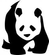 Imprimer le coloriage : Panda, numéro 104557