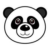Imprimer le coloriage : Panda, numéro 104572