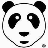 Imprimer le coloriage : Panda, numéro 106544