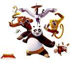 Imprimer le dessin en couleurs : Panda, numéro 108797