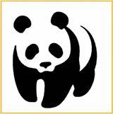 Imprimer le dessin en couleurs : Panda, numéro 108803
