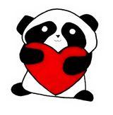 Imprimer le dessin en couleurs : Panda, numéro 108809