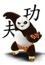 Imprimer le dessin en couleurs : Panda, numéro 108810