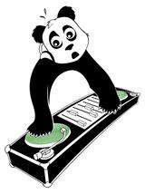 Imprimer le dessin en couleurs : Panda, numéro 108813